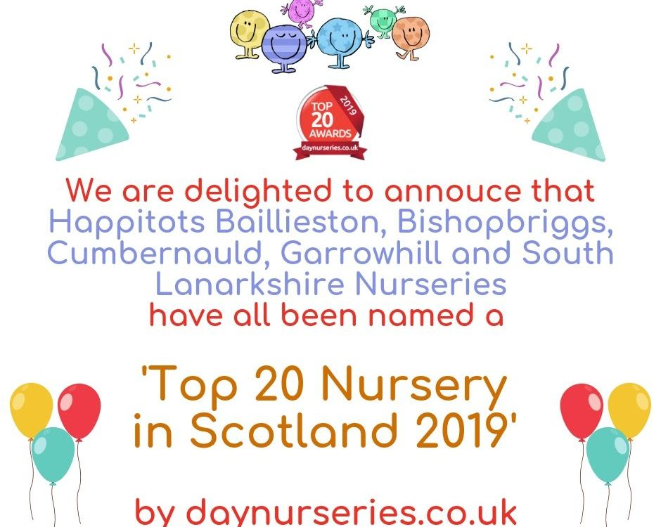 Top 20 Nurseries Scotland