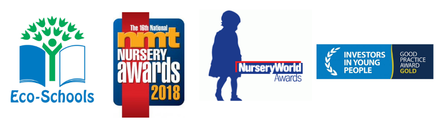 Happitots Nurseries Awards